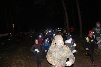 Чемпионат Республики Беларусь по рогейну и 8-й Брестский ночной рогейн памяти Михаила Карпеша прошёл 5-6 ноября