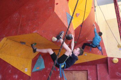 Первенство Брестской области по спортивному скалолазанию  завершилось в г. Пинске