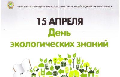 День экологических знаний: итоги