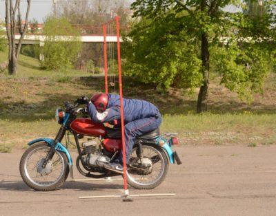 В Бресте состоялись соревнования  по юношескому мотомногоборью, посвященные Дню Победы