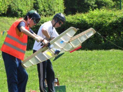 Областные соревнования авиамоделистов пройдут 15 июня в Бресте