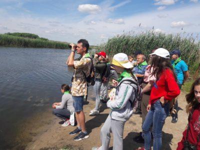 Областная экологическая экспедиция «Мой родны край»