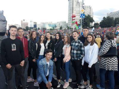 Учащиеся Брестской области – призеры республиканского слета поисковых отрядов «Мы – наследники Победы»