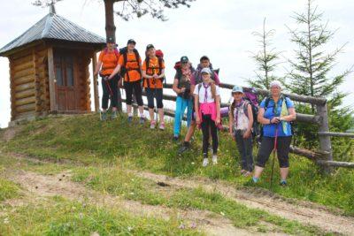 Участие в региональном палаточном лагере  Национальной скаутской организации Украины «ПЛАСТ»