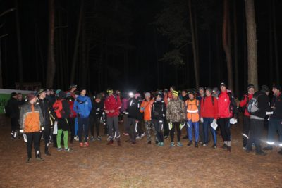 XV Брестский ночной полумарафон спортивного ориентирования X Рогейн памяти Михаила Карпеша