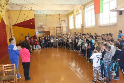 Первенство Брестской области по скалолазанию среди учащихся прошло в г. Пинске