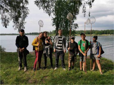 Областная экологическая экспедиция «Мой родны край» 2020г.