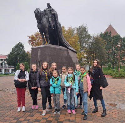 Традиционный осенний интерактивный тур по родной Беларуси