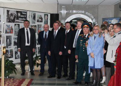 День космонавтики в Томашовке