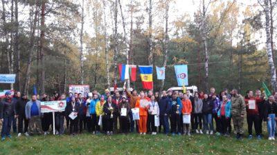 Спортивный туризм: у команд Брестчины «золото» на Республиканских соревнованиях и «серебро» на Чемпионате Европы!
